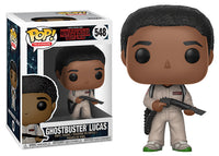 Ghostbuster Lucas (Stranger Things) 548  [Damaged: 7/10]