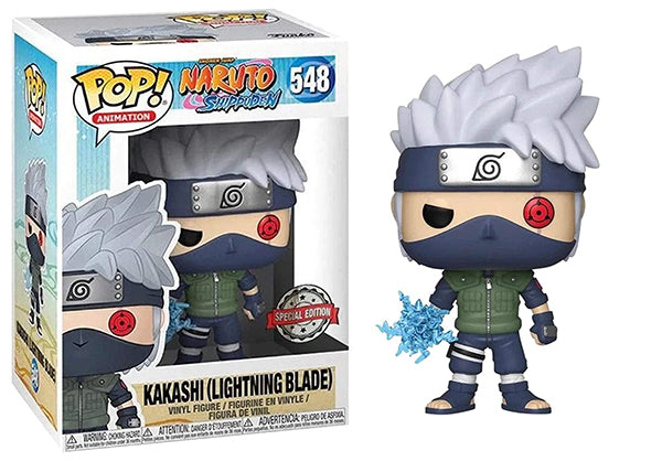 > Kakashi (Lightning Blade, Naruto) 548 - Special Edition Exclusive