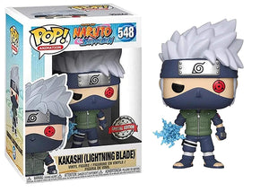 Kakashi (Lightning Blade, Naruto) 548 - Special Edition Exclusive  [Damaged: 7/10]