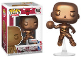 Michael Jordan (Bronze, Chicago Bulls, NBA) 54 - Foot Locker Exclusive