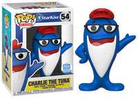 > Charlie the Tuna (Ad Icons) 54 -  Funko Shop Exclusive