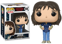 Joyce (Stranger Things) 550  [Damaged: 6/10]