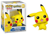 Pikachu (Waving, Pokemon) 553