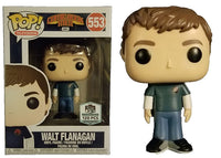 Walt Flanagan (Comic Book Men) 553 - Funko HQ Exclusive  [Condition: 8/10]