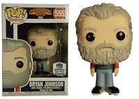 Bryan Johnson (Comic Book Men) 555 - Funko HQ Exclusive  /120 Made  [Condition: 7/10]