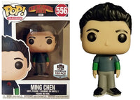 Ming Chen (Comic Book Men) 556 - Funko HQ Exclusive  /120 Made [Condition: 6/10]