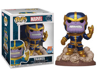 Thanos (Snap, 6-inch) 556 - Previews Exclusive