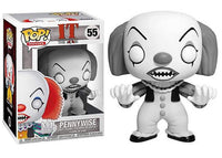 > Pennywise (Black & White, IT) 55