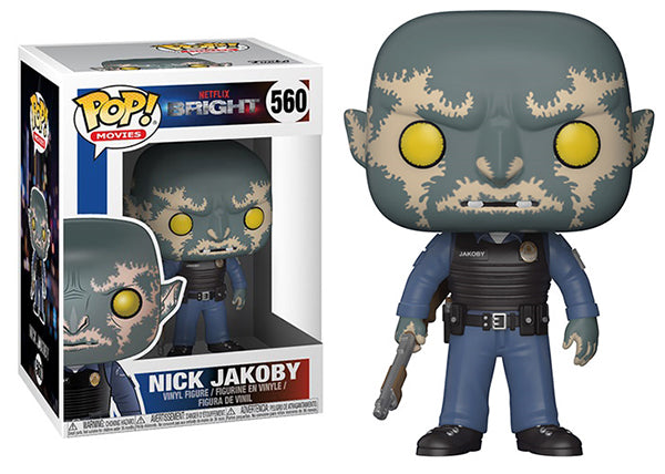 Nick Jakoby (Bright) 560 [Damaged: 7/10]