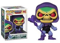 Battle Armor Skeletor (Masters of the Universe) 563  [Damaged: 7.5/10]
