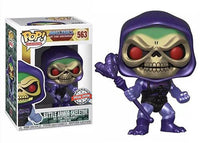 Battle Armor Skeletor (Metallic, Masters of the Universe) 563 - Special Edition Exclusive