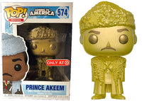 Prince Akeem (Gold, Coming to America) 574 - Target Exclusive [Damaged: 7/10]