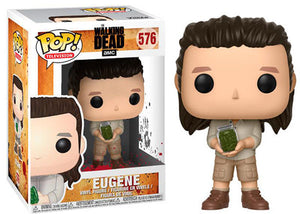 Eugene (The Walking Dead) 576  [Damaged: 7.5/10]