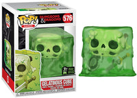 Gelatinous Cube (Dungeons & Dragons) 576 - 2020 ECCC Exclusive  [Condition: 7.5/10]
