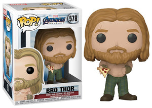 Bro Thor (Endgame) 578 [Damaged: 7.5/10]