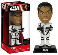 Funko Wacky Wobbler Finn (Stormtrooper)  [Damaged: 6/10]