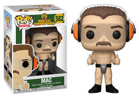 Mac (Super Troopers) 582  [Damaged: 7/10]