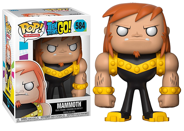 Mammoth (Teen Titans Go!) 584  [Damaged: 7.5/10]