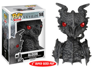 Alduin (6-inch, Skyrim) 58 Pop Head