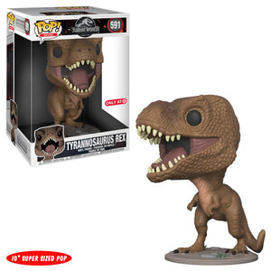 Tyrannosaurus Rex (10-Inch) 591 - Target Exclusive  [Condition: 7/10]