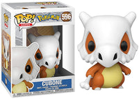 Cubone (Pokemon) 596 [Damaged: 7.5/10]