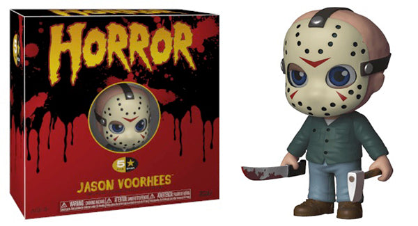 Funko 5 Star Jason Voorhees (Friday the 13th, Horror)