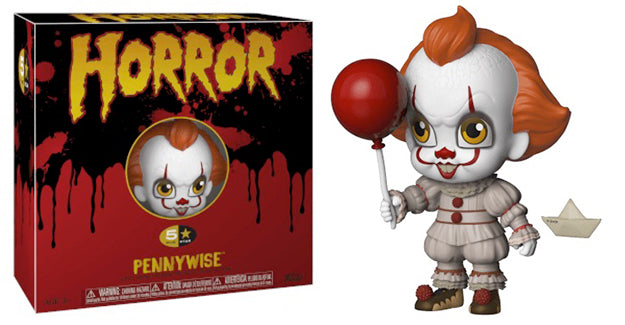 Funko 5 Star Pennywise (IT, Horror)