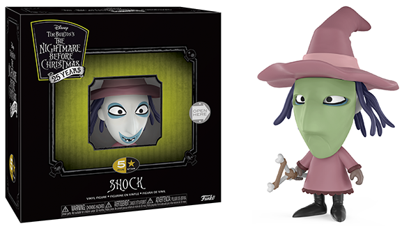 Funko 5 Star Shock (Nightmare Before Christmas)