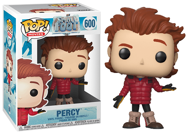 Percy (Small Foot) 600