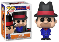 Clyde (Wacky Races) 601 - 2019 NYCC Exclusive  [Damaged: 7.5/10]