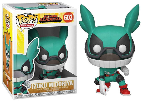 Izuku Midoriya (My Hero Academia) 603  [Damaged: 7.5/10]
