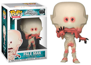 Pale Man (Pan's Labyrinth) 604  [Damaged: 7/10]