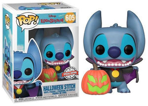> Halloween Stitch (Lilo & Stitch) 605 - Special Edition Exclusive