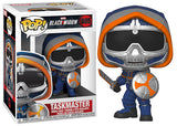 Taskmaster (Sword and Shield, Black Widow Movie) 605 [Damaged: 7.5/10]