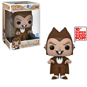 Count Chocula (10-Inch, Ad Icons) 60 - Funko Shop Exclusive