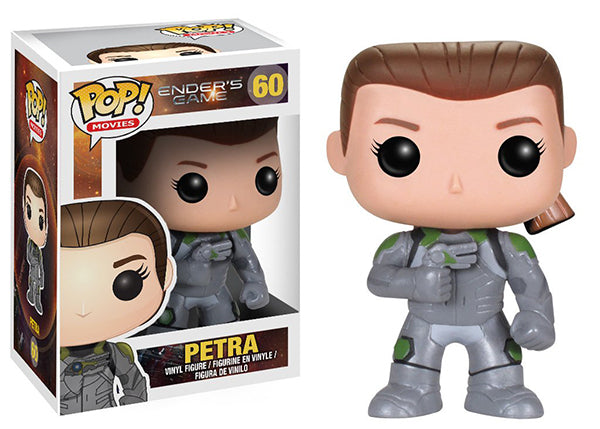 Petra (Ender's Game) 60  [Damaged: 7.5/10]