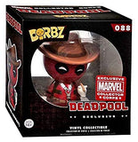 Dorbz Deadpool (Cowboy) 088 - Marvel Collector Corps Exclusive