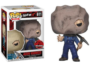 Jason Voorhees (Bag Mask, Friday the 13th) 611 - EB Games Exclusive [Damaged: 7.5/10]