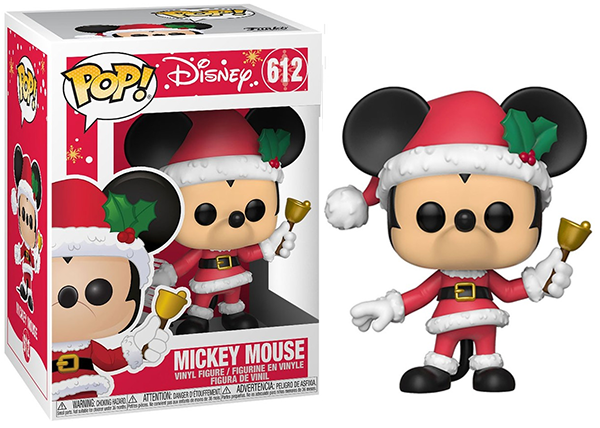 Mickey Mouse (Holiday) 612