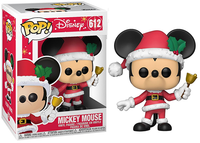 Mickey Mouse (Holiday) 612 [Damaged: 7.5/10]