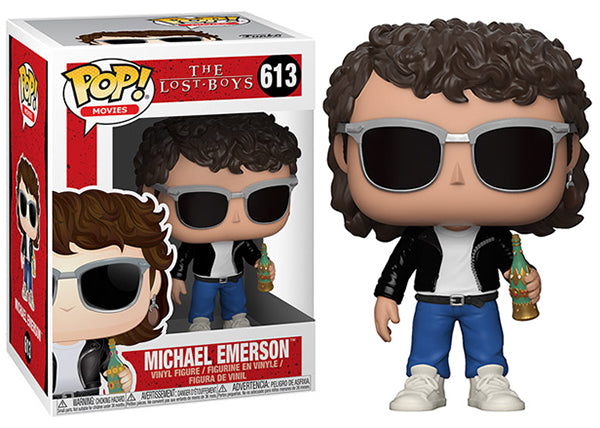 Michael Emerson (Lost Boys) 613  [Damaged: 7/10]