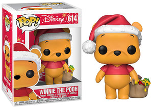 Winnie the Pooh (Holiday) 614