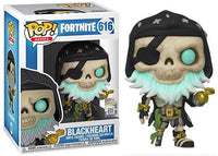 Blackheart (Fortnite) 616  [Damaged: 7.5/10]