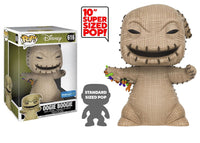 Oogie Boogie (The Nightmare Before Christmas, 10-Inch) 616 - Walmart Exclusive  [Damaged: 7.5/10]