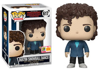 Dustin (Snowball Dance, Stranger Things) 617 - 2018 SDCC Exclusive  [Damaged: 7/10]
