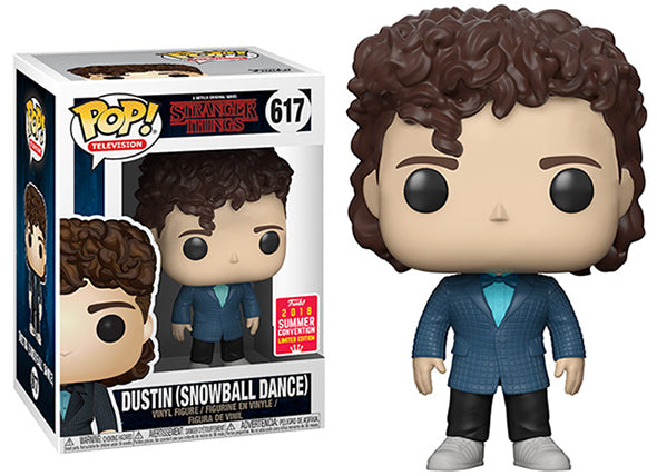 Dustin (Snowball Dance, Stranger Things) 617 - 2018 Summer Convention Exclusive