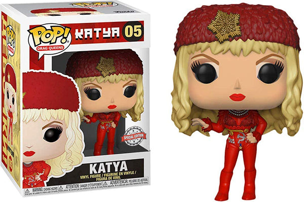 > Katya (Drag Queens) 05 - Special Edition Exclusive
