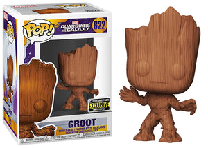 > Groot (Wood Deco) 622 - Entertainment Earth Exclusive