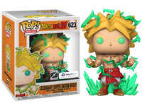 Legendary Super Saiyan Broly (6-inch, Dragonball Z) 623 - Galactic Toys Exclusive