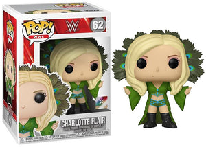 > Charlotte Flair (Green, WWE) 62